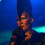 Grace Jones @ Somerset House, London