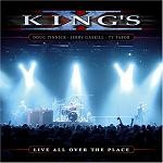 King&#8217;s X &#8211; Live All Over The Place