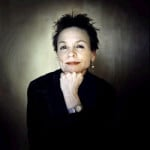 Interview: Laurie Anderson