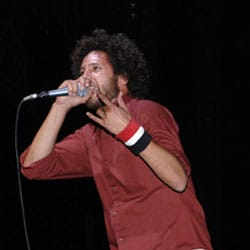 rage against the machine festivals